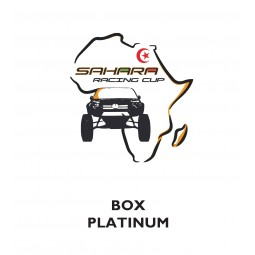 BOX PLATINUM SAHARA RACING